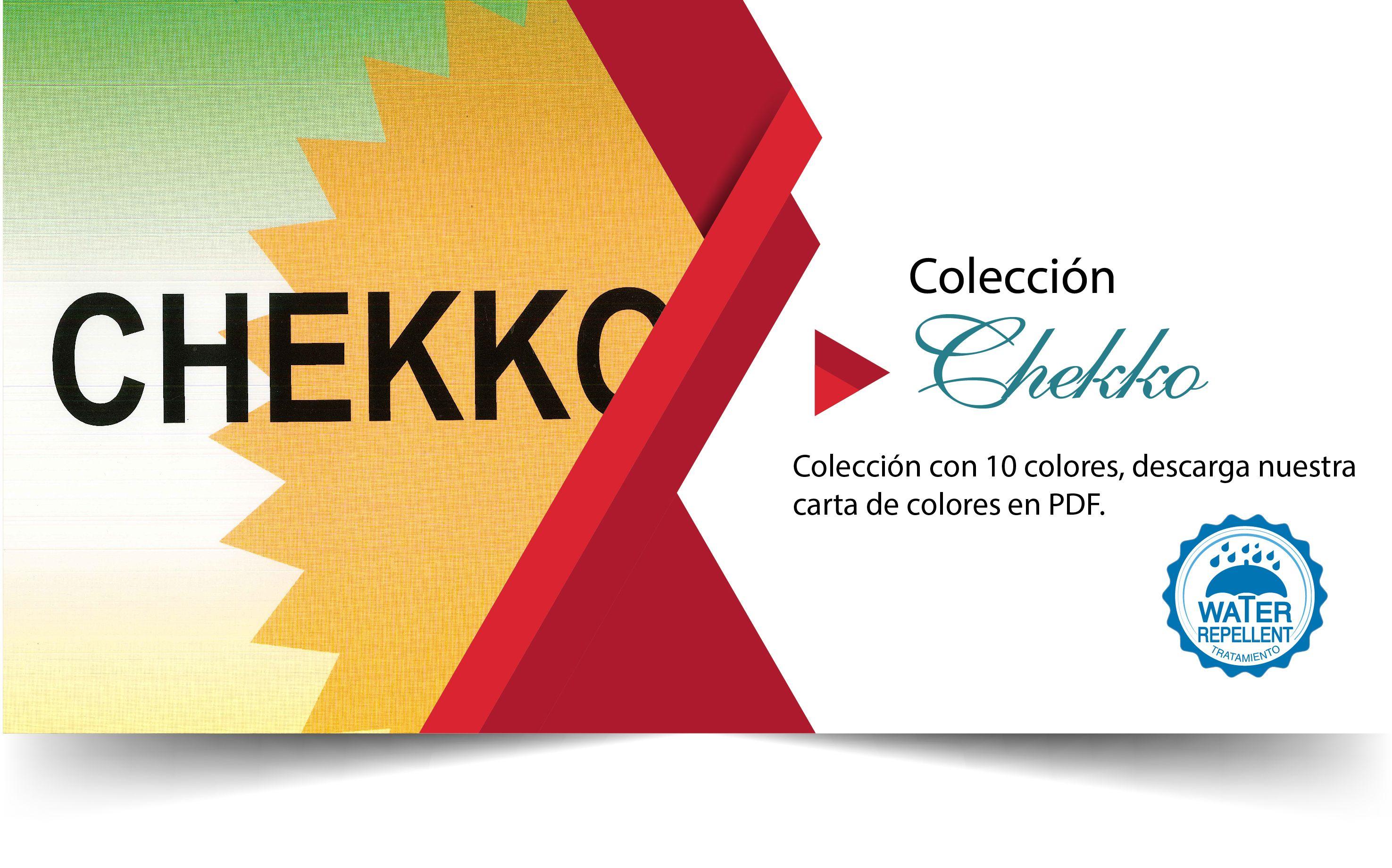 Catalogo Chekko